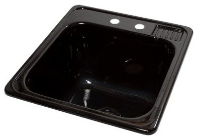 Black Laundry Tub : ... Extra 12