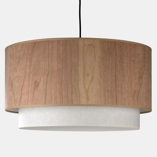 Lights Up  Woody Pendant modern pendant lighting