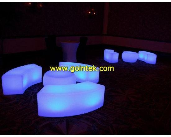 LED furniture -