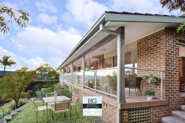 Modern, Open Plan Family Residence contemporary-exterior