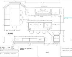 Kitchen For A Narrow House Narrow Lot Pinterest