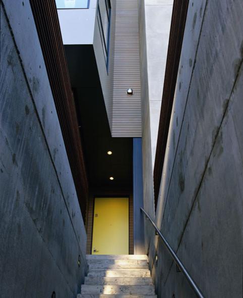 Chattanooga Street Duplex modern