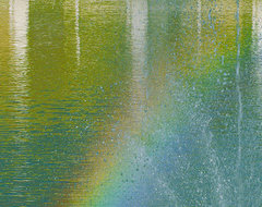 Painted By Water And Light modern art - contemporary art - canvas art - wall art contemporary artwork
