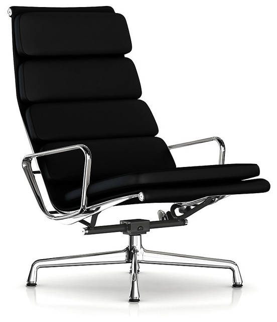 Herman Miller Eames Soft Pad Lounge Chair midcentury-armchairs-and-accent-chairs