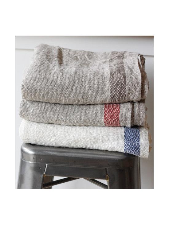 Linen Day Blanket -