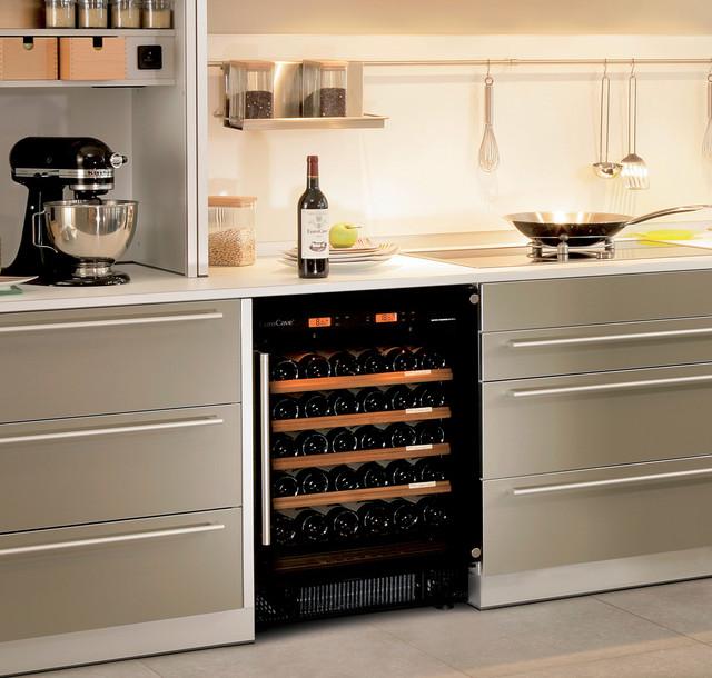 Underbench wine fridges for kitchens - Modern - melbourne - by EuroCave Australia