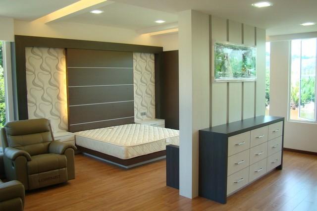 Metros contemporary-bedroom