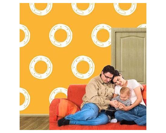 New Custom Printed Wallpaper Designs from Customized Walls.com -