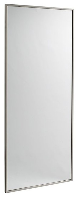 Metal Floor Mirror modern-floor-mirrors