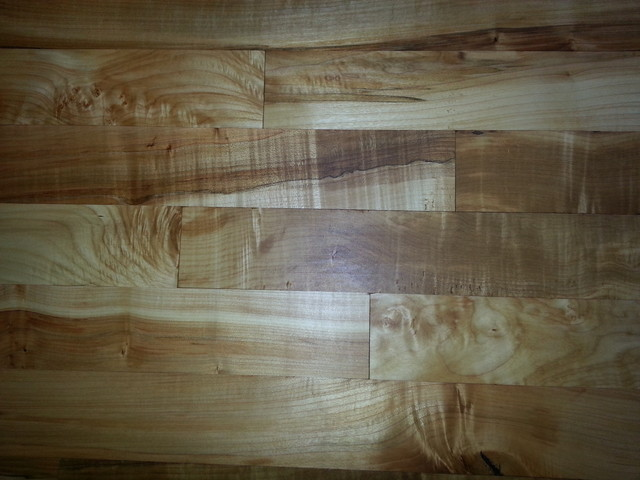 West Coast Maple Beach Style Hardwood Flooring