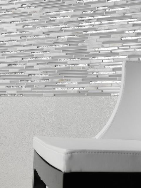 Eternity Mini Strip White By Porcelanosa Usa