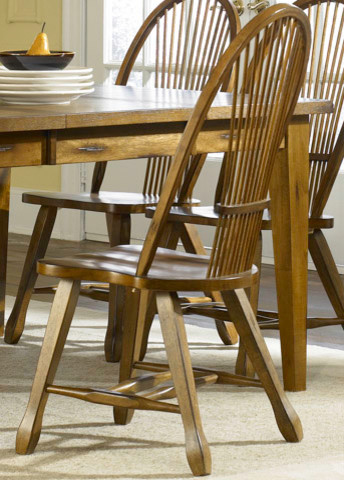 Sheaf Back Side Chair traditional-armchairs-and-accent-chairs