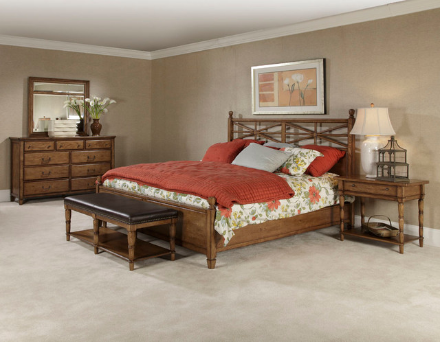 American Drew 114-130 Americana Home Drawer Dresser traditional-dressers-chests-and-bedroom-armoires