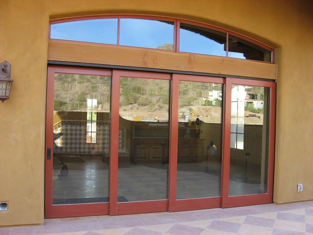 Canyon Custom Doors traditional front doors
