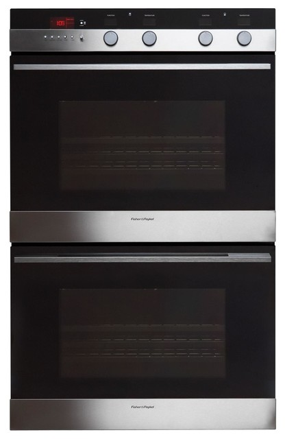 Fisher Paykel 30 Inch Electric Self Clean Double Wall Oven