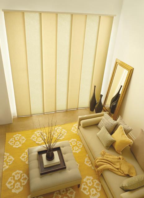 Hunter Douglas Window Treatments modern-window-blinds