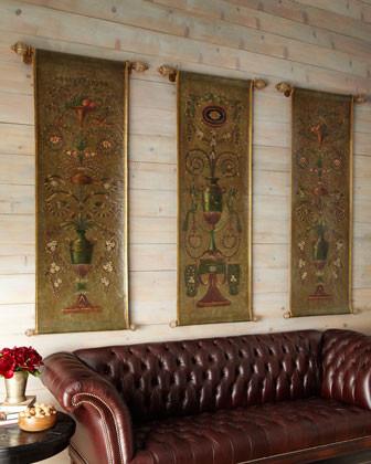 Urn Tapestry traditional-artwork