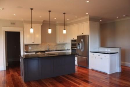 Custom House - Creemore, ON kitchen