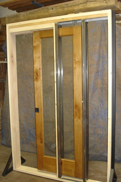 Incroyable Exterior Pocket Door Kit Pictures
