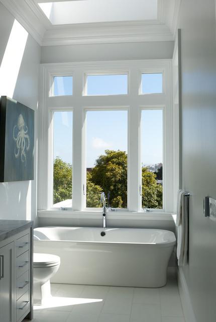 Pacific Heights Bathroom traditional-bathroom