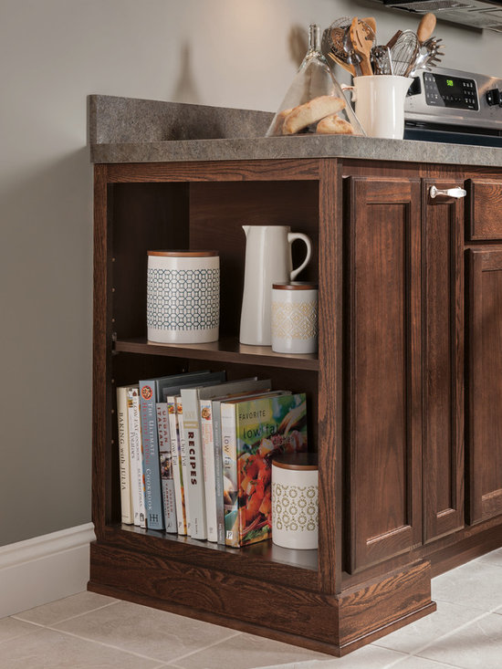 Aristokraft Open Shelving -