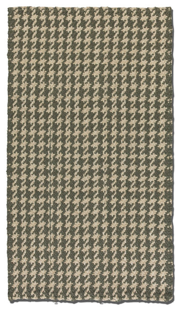 Uttermost Bengal 5 x 8 Rug - Black transitional-rugs