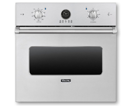"Viking 30"" Single Electric Wall Oven, Stainless Steel 