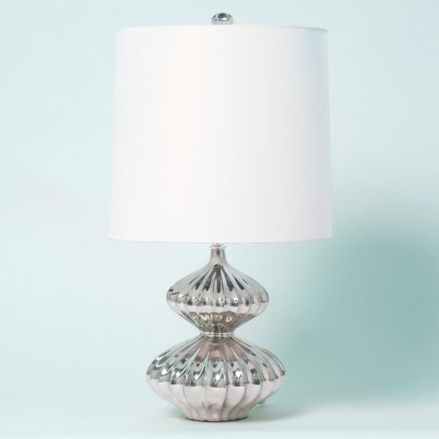 Platinum Nelson Minor Lamp modern-table-lamps