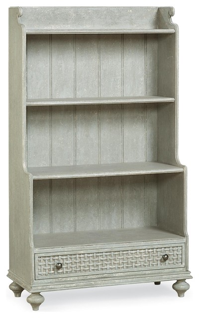 Cara and Cole Book Case traditional-storage-cabinets