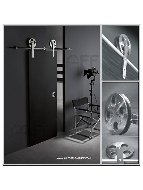 VID - Sliding System for Wood Door -