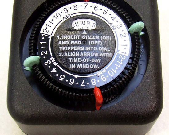 Kichler - 15557BK Outdoor Enclosure Timer (Paige TN111RM33) - Call for best prices. Here's our low price guarantee.