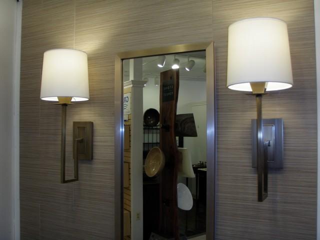 Light Fixtures Asian Bathroom Vanity Lighting New York By E And B Distributors