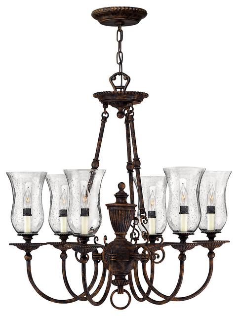 Rockford 3-Light Chandelier traditional-chandeliers