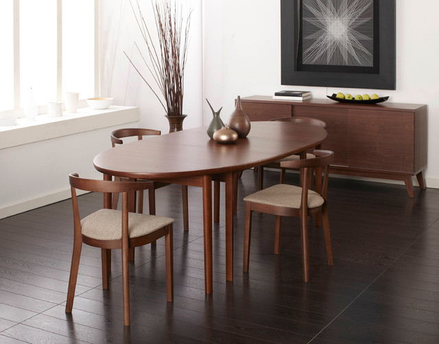 ... - Contemporary - Dining Tables - other metro - by Plummers Furniture