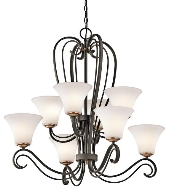 Kichler 42986 modern-chandeliers
