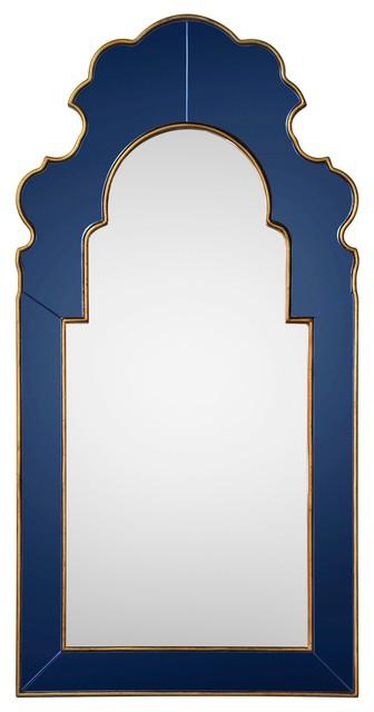 Sapphire Mirror modern-mirrors