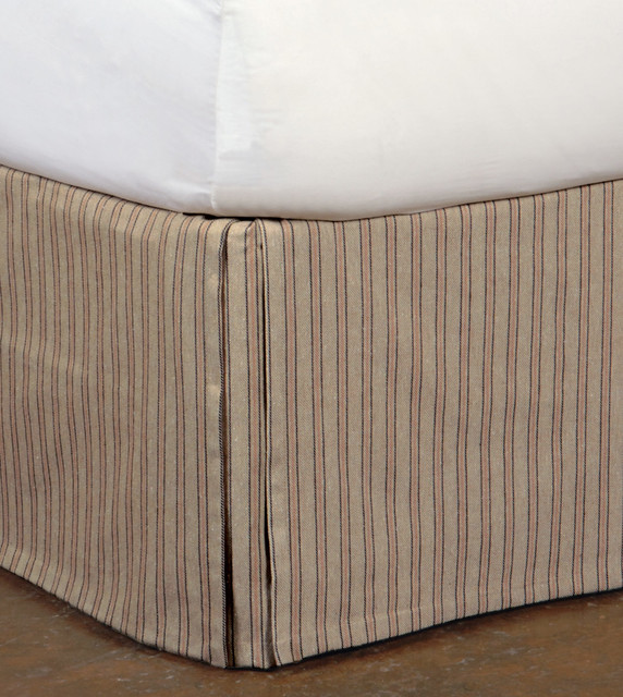 Kai Bed Skirt traditional-kids-bedding