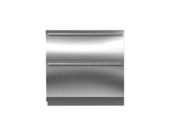 "Sub-Zero 36"" Refrigerator Drawers Stainless Steel   ID-36RP -"