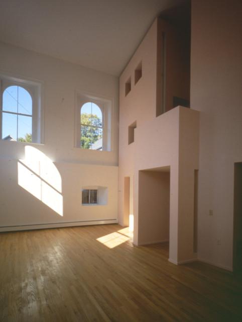 Callender School Restoration/Renovation living-room
