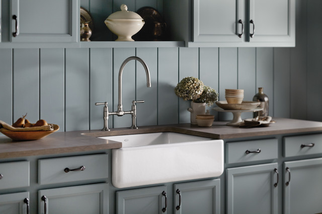 Kitchen designs rustic kitchen faucets new york by blackman plumbing supply for Blackman plumbing bathroom faucets
