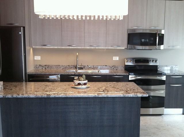 chicago il kitchen by arrital yoshi line modern