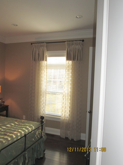 Belle Terre Residence contemporary-window-treatments
