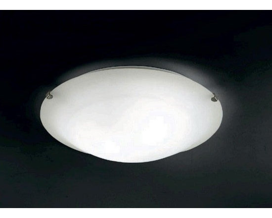 1001_1002 Ceiling Lamp by Penta Light - 1001_1002 Ceiling Lamp by Penta Light. Ceiling lamps in white matt glass. 1001_1002 Ceiling Lamp by Penta Light are designed by Penta.