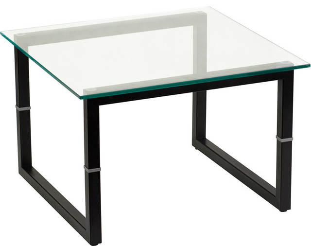 Glass End Table contemporary-side-tables-and-end-tables