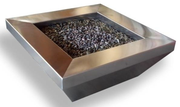 SOLD - Discounted 2013 Floor Model - 50% 0ff modern-fire-pits