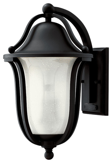 Bolla Outdoor Small Wall Lantern traditional-outdoor-lighting