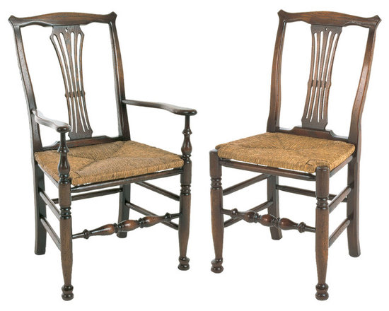Chippendale Style Dining Chair - Chippendale Style Dining Chair