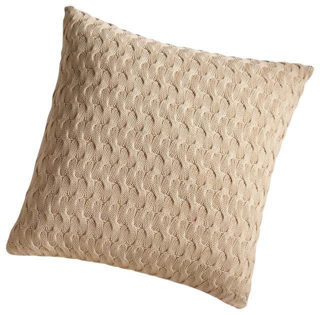 Majorca Decorative Pillow,, Gold traditional-decorative-pillows