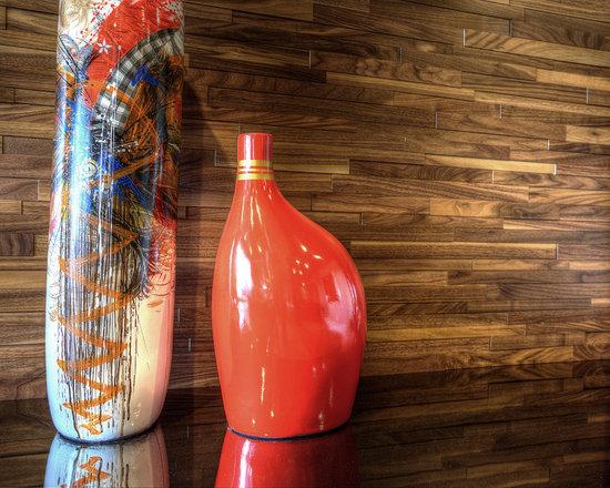 Wood Wall Cladding - Wood Cladding from Studio V129