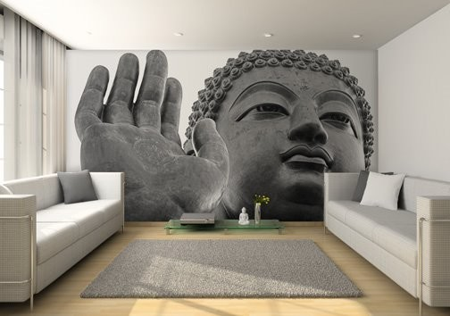 Asian wall murals asian wallpaper other metro by for Asian wall mural